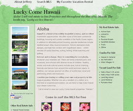 Lucky Come Hawaii