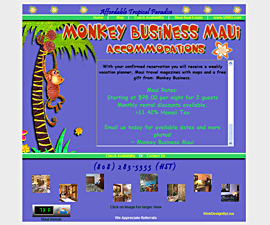 Monkey Business Maui